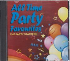 New CD - All Time Party Favourites - The Party Starters