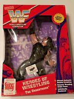 The Undertaker - 1997 JAKKS Pacific WWF Heroes of Wrestling Action Figure NIB