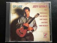 Up Late by Jeff Linsky (CD, Jul-2004, Concord Picante) Like New  Ships 1st Class