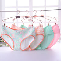 Maternity Briefs 4Pcs/Lot Women Underwear U Low-Waist U-shaped Pregnancy Panties