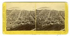 Watkins' Pacific Coast-Panorama from Russian Hill, San Francisco