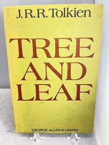 Tree And Leaf - J.R.R Tolkein - George Allen & Unwin - 1st/6th Impression - 1972