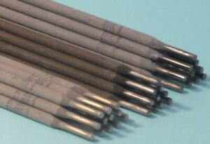 2.5mm x *2 pack* Cast Iron Electrodes  Ferro Nickel Rods for Arc Welding  E30