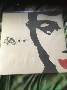 Courteeners - St Jude red RSD 2018 vinyl