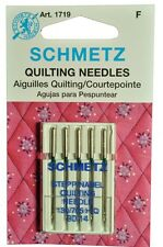 SCHMETZ Quilting Sewing Needles Size 90/14 1719