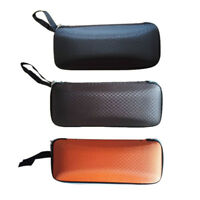 Women Eyewear Cases Cover Sunglasses Case For Women Glasses Box Lanyard Zipper