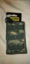 VooDoo Tactical Open Top Mag Pouch with Bungee System