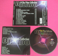 CD Compilation DJ Dado The Films Collection X-FILES METROPOLIS no dvd vhs (C37)