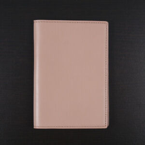 Tom Ford Light Pink Smooth Leather Passport Cover Case NWT