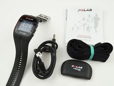 Polar M400 Sports Watch with GPS & Heart Rate Monitor - Black