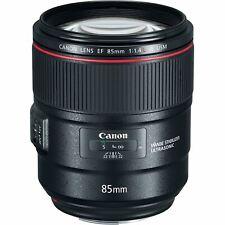 Canon EF 85mm f/1.4L IS USM Lens for DSLR Camera