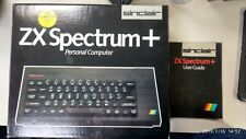 Sinclair Spectrum Plus 48k - Boxed in excellent condition,Working with no issues