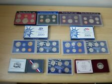 More details for collection of united states proof coin sets