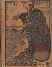 1905 Liederbuch für Deutschen in Österreich von Josef Pommer Ex Libris Preuschl