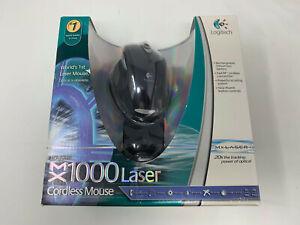 New Logitech MX1000 Wireless Laser Mouse B5