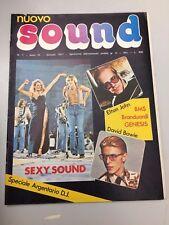 NUOVO SOUND 1 1977 - ELTON JOHN, BMS, BRANDUARDI, GENESIS, BOWIE, MINGARDI