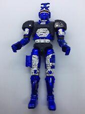 """BeetleBorgs BLUE STINGER BEETLEBORG 6"""" Bandai Action Figure"""