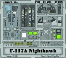 Eduard Accessories Fe286 - 1:48 F-117 Nighthawk - Ätzsatz - Neu