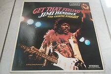 JIMI HENDRIX GET THAT FEELING LP DUTCH 1968
