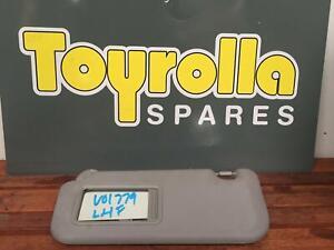 Toyota Yaris Right Sun Visor NCP93 10/2005-06/16