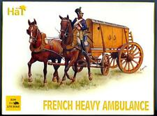 HaT Miniatures 1/72 FRENCH HEAVY AMBULANCE Figure Set