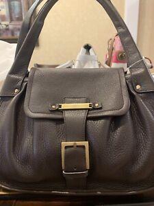 Giorgio ( Armani) handbag Brown Italian Leather NWT