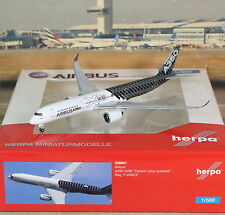 "Herpa Wings Airbus ""Carbon"" A350XWB (NG) 1/500"
