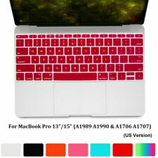Keyboard Silicone Case Cover Skin Protector Film Dustproof Laptop Accessories