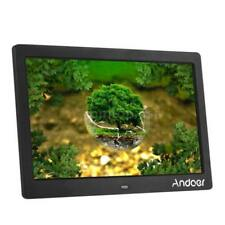 "Andoer 10"" HD LCD Digital Photo Picture Frame Album Remote Control Gift MP4 J9V0"