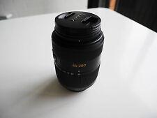 Panasonic Lumix G Vario 45-200mm f/4.0-5.6 Aspherical Mega O.I.S Lens