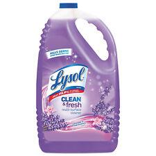 LYSOL Brand Clean & Fresh Multi-Surface Cleaner, Lavender Orchid, 144 oz Bottle