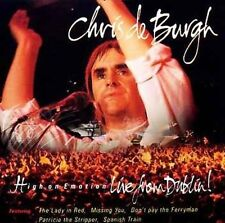 CHRIS DE BURGH - HIGH ON EMOTION: LIVE FROM DUBLIN NEW CD