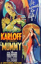 "20x30"" CANVAS Decor.Room design art print..The Mummy movie film.6152"