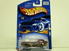 HOT WHEELS DEORA W/COWABUNGA GRAPHICS WHITE INTERIOR & SURF BOARDS NEW N PACKAGE