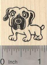 Mastiff Dog Rubber Stamp D27516 Wm