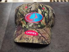 Women's MOSSY OAK CAMO Break Up Country Velcro Adjustable Ball Cap