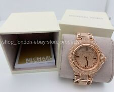 Michael Kors MK5862 Camille Crystal Pave Rose-Gold Tone Ladies Wrist Watch USA