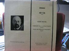 Albert Roussel Sympony No 2 & Pour Un Fete De Printemps  NEW