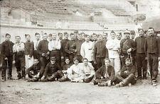 D33 < CARTE PHOTOGRAPHIE < LIBOURNE - Le 15 éme DRAGON en 1907