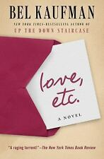 Love, Etc. by Bel Kaufman (2012, Paperback)