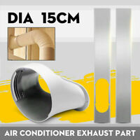 5.9''/15cm Duct Exhaust Hose /Window Adapter Slide Kit Plate for Air Conditioner