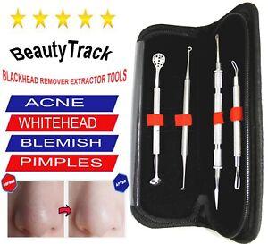 Acne Remover Blackhead Facial Spot Pimple Remover Extractor Tool Comedone