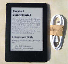 Amazon Kindle Basic (7th Generation) 4GB, Wi-Fi, 6in, Black --[Poor Condition]--