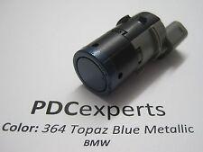 BMW parking sensor PDC E46 E39 E60 E61 E65 5 7 series 364 topaz blue 2180148