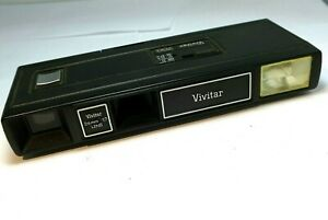 Vivitar 700 110 film camera  vintage with 24mm f7 lens