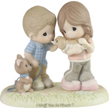 Precious Moments 193011 I Wuff You So Much Figurine 2020 New