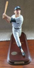 "Mickey Mantle Hof N.Y. Yankees Outfielder Danbury Mint All Star 8.5"" Figurine"
