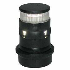 Aqua Signal Masthead/Anchor LED Navigation Light with Black Housing
