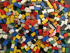 Lego - One Hundred 1x2 and 1x3 BRICK MIX - in Various Colours