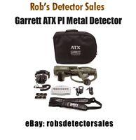 Garrett Waterproof ATX Pulse Induction Metal Detector, Gold Nuggets, Coins